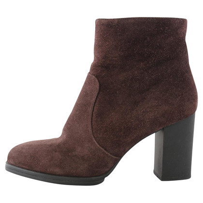 Tod's Suede ankle boot