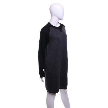 Bogner Abito in maglia grigio / nero