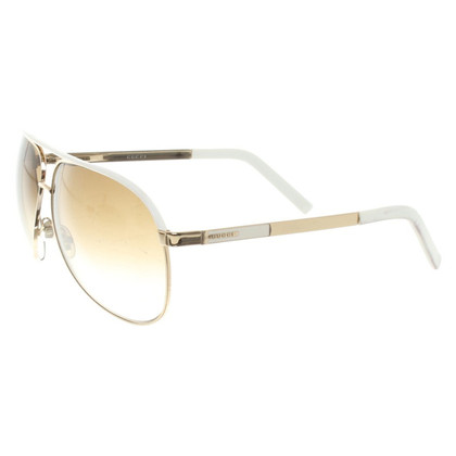 Gucci Sunglasses in bicolor