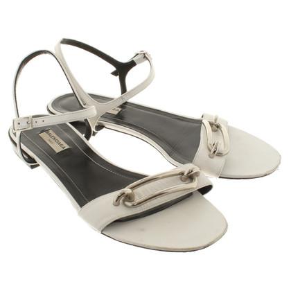 Balenciaga Sandals in White
