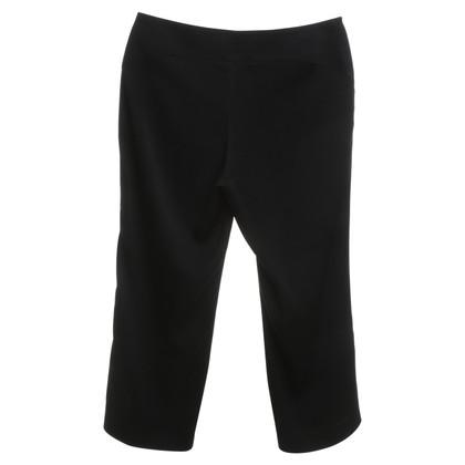 Issey Miyake 3/4 broek in zwart