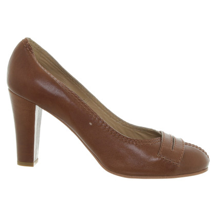 Chloé Fox-gekleurde pumps