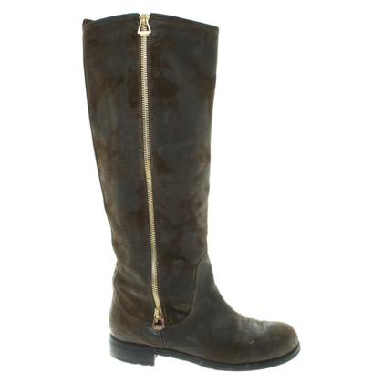 Jimmy Choo Boots made of suede