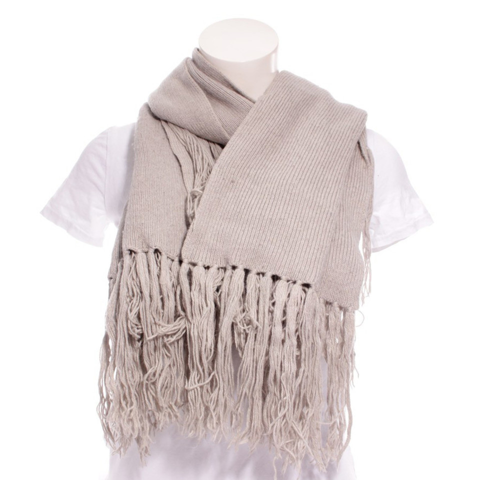 all saints knitted scarf by all saints spitalfields buy