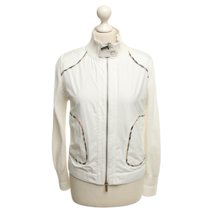 Burberry Giacca in bianco