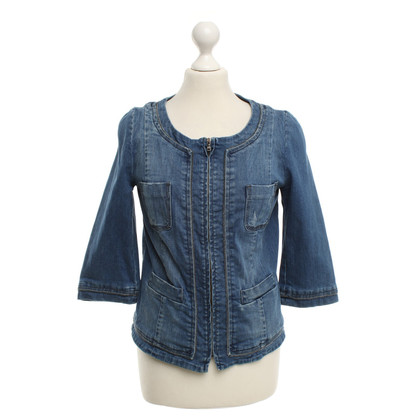 Max & Co Jeans jacket with wash