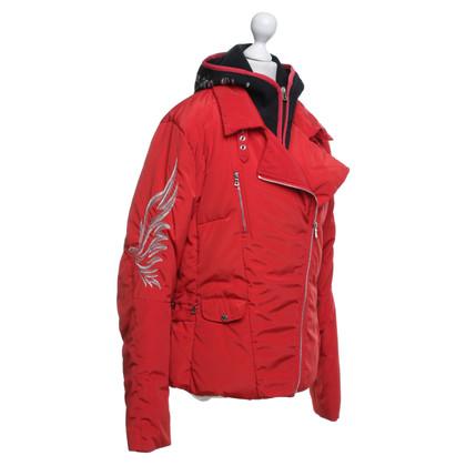 Bogner Jacket in het rood