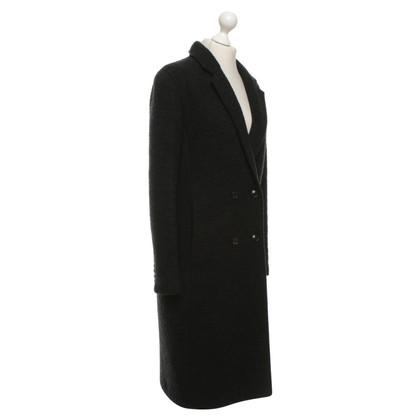 Alexander Wang Coat in grijs zwart