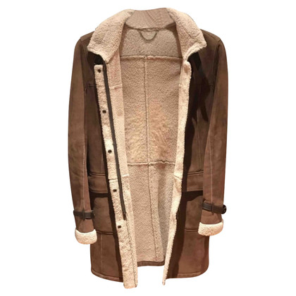 Mabrun Bleek lambskin jacket 'Aviator'
