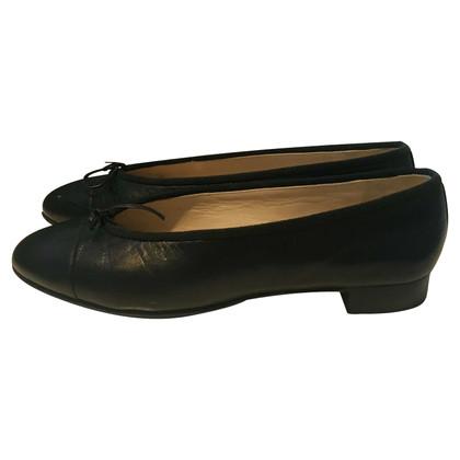Unützer Ballerina's in zwart