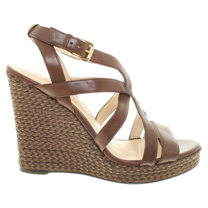 Michael Kors Wedges in brown