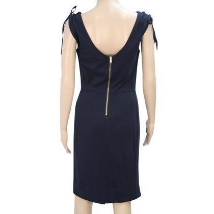 Marc by Marc Jacobs Kleid in Dunkelblau