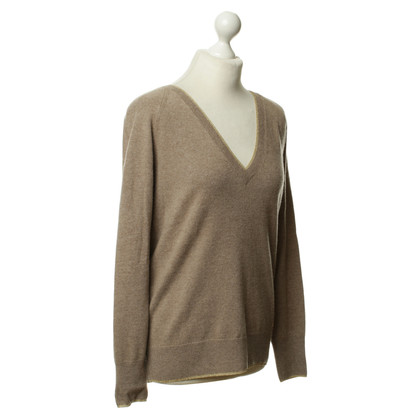 Juicy Couture Kaschmirpullover in Beige
