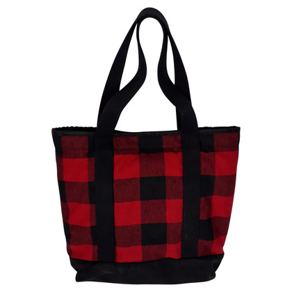 Woolrich Shoulder bag with check pattern