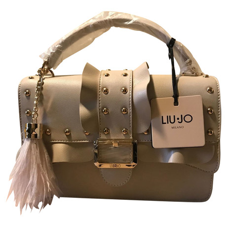 Freies Verschiffen Finden Große Liu Jo Handtasche in Beige Beige Großhandelspreis Professioneller Günstiger Preis Freies Verschiffen Perfekt LGezuX