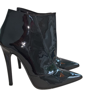 Giambattista Valli Ankle boots patent leather