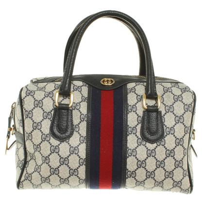"Gucci ""Boston Bag"" met Guccissima patroon"