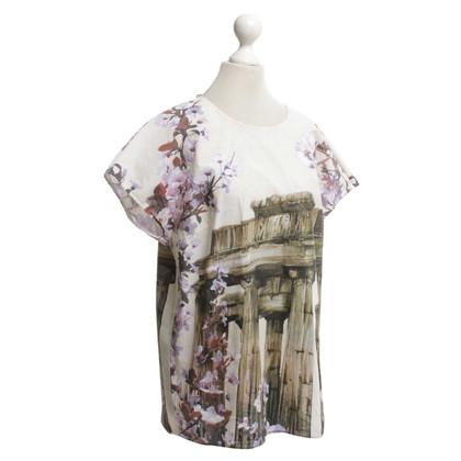 Dolce & Gabbana Blouse met motief