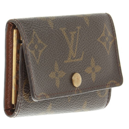 Louis Vuitton Schlüsseletui aus Monogram Canvas