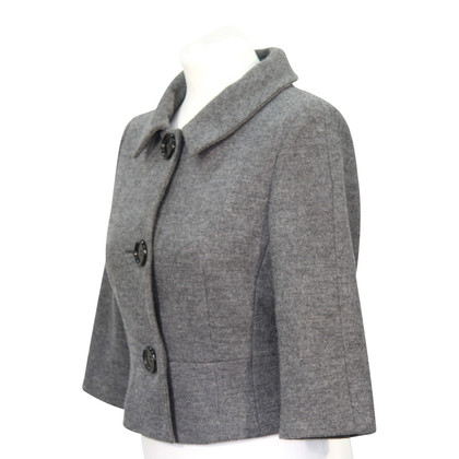 René Lezard Jacket in grey