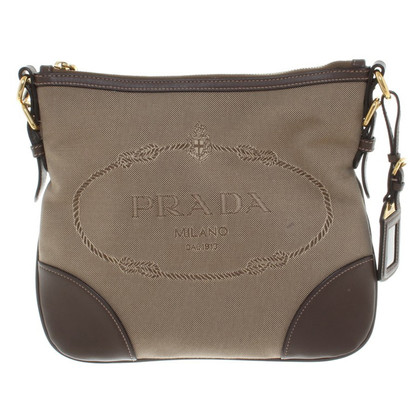 Prada Bag Crossbody in Brown