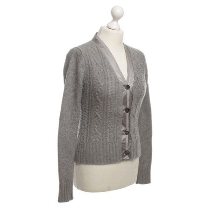Allude Cardigan in cashmere/silk