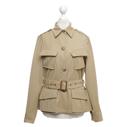 Ralph Lauren Jas in beige