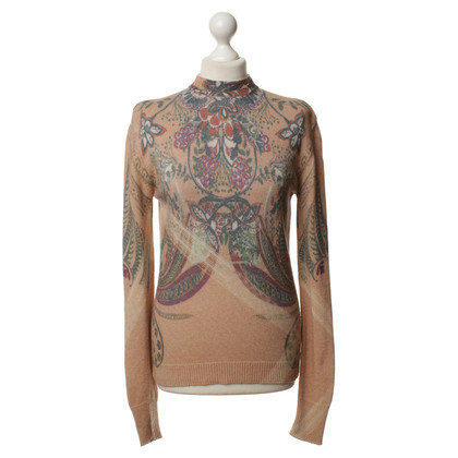 Etro Pullover mit Paisley-Muster