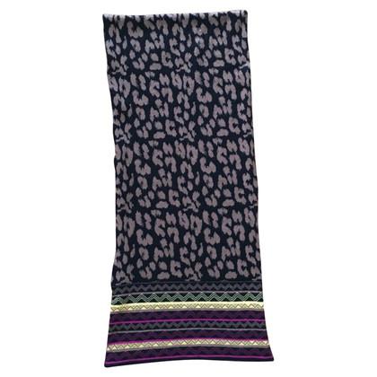 Missoni Leopard print scarf