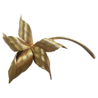 Christian Dior Big flower brooch