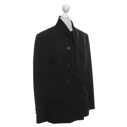 Jean Paul Gaultier Blazer in zwart