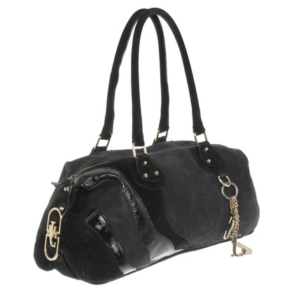 Versace Handbag made of leather mix