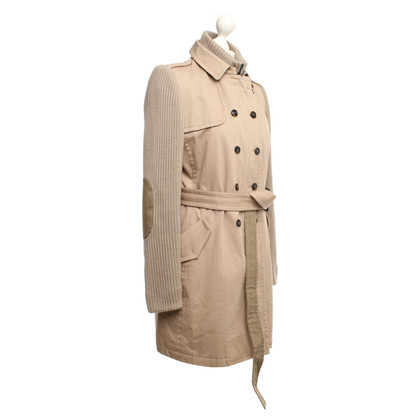 Fay Trench in beige