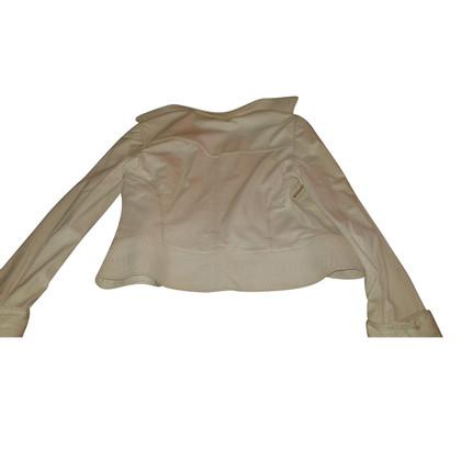 Roberto Cavalli giacca di pelle