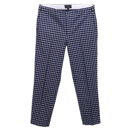 J. Crew trousers with pattern