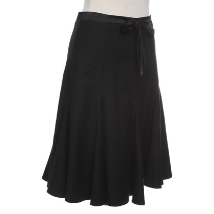 Emilio Pucci Waisted skirt with godet folds