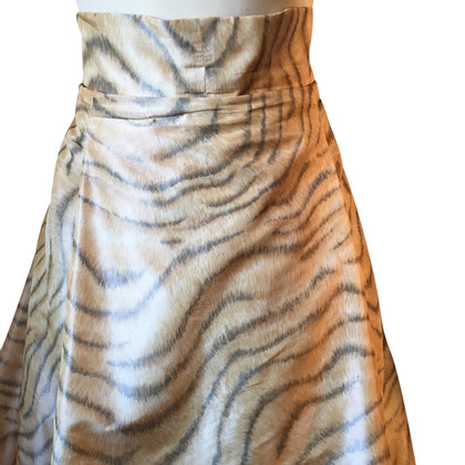 Escada Rok met animal print