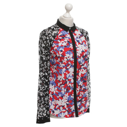 Peter Pilotto for Target blouse Multicolor