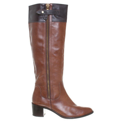 Diane von Furstenberg Boots in Brown