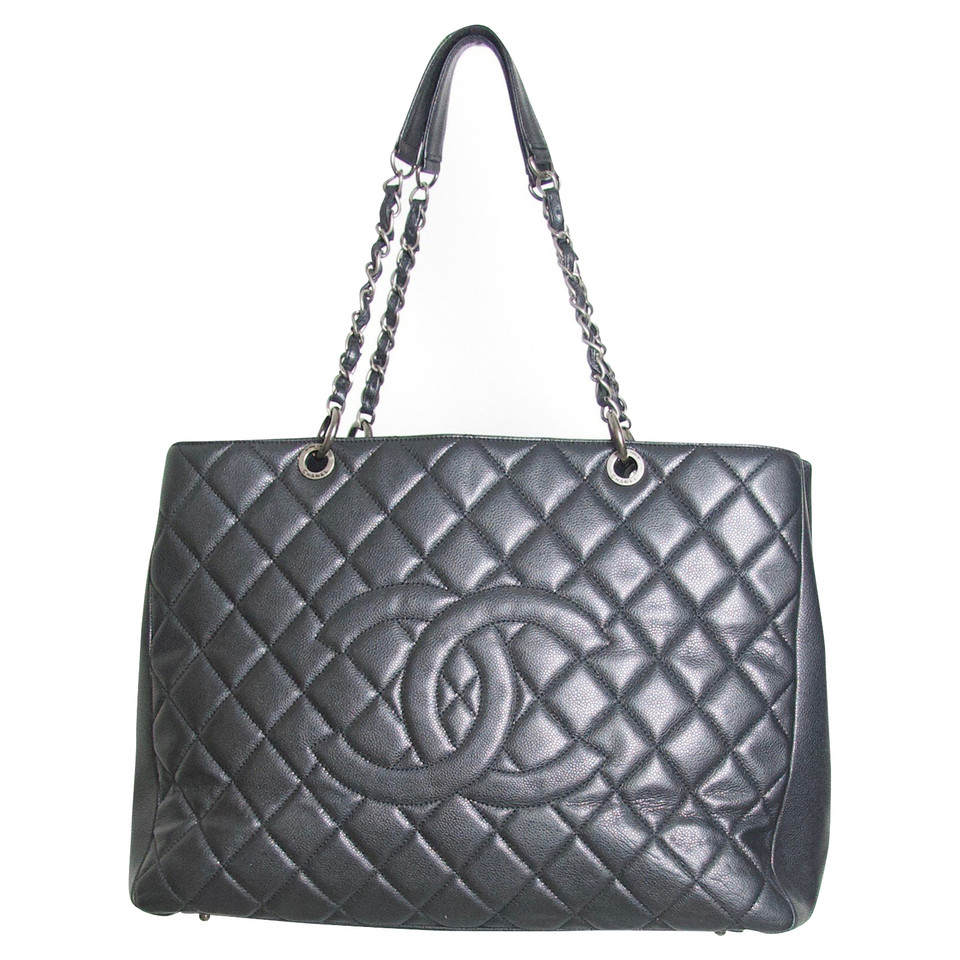 """127c55b66037 Chanel """"Grand Shopping Tote XXL"""" - Buy Second hand Chanel """" Grand"""