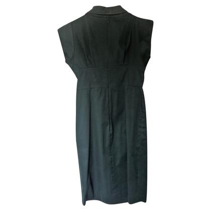 Kenzo groene jurk