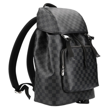 Louis Vuitton Zack Damier Graphite Canvas