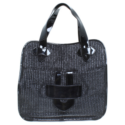 Tila March Handbag in black