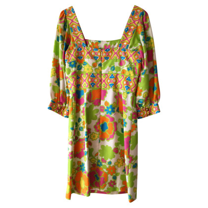 Milly Kleid mit Muster