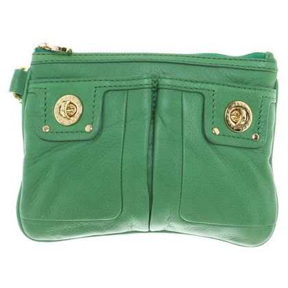 Marc by Marc Jacobs clutch in verde