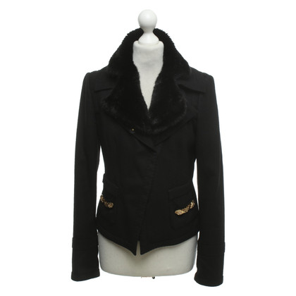 Roberto Cavalli Jacket in black