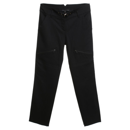 Alessandro Dell'Acqua trousers in black