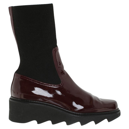 Walter Steiger Ankle boots in Bordeaux