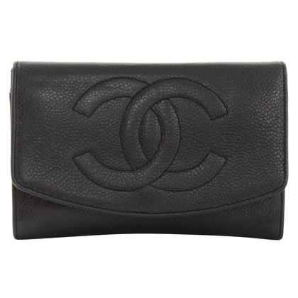 Chanel CC logo portefeuille