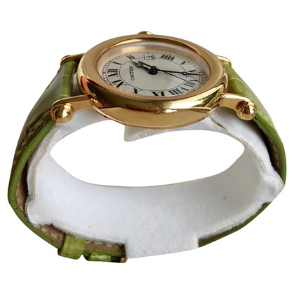 "Cartier Horloge ""Diabolo"""